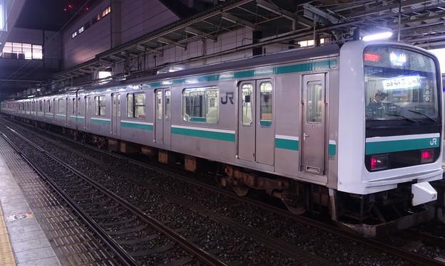 JR東日本水戸支社 水戸線E501系