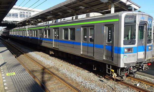 Photos: 東武アーバンパークライン10000系(有馬記念当日)