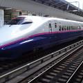 写真: JR東日本上越新幹線E2系「とき377号」