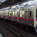 京王線系統7000系(第33回フェブラリーステークスの帰り)