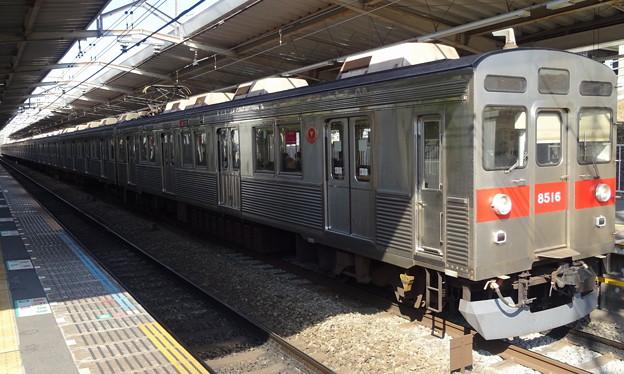 東急田園都市線8500系