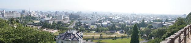 写真: 鳥取城