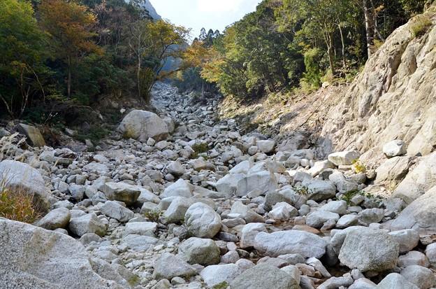巨岩ゴロゴロ