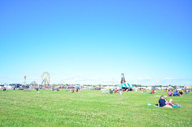 Balloon Festival in Battle Creek