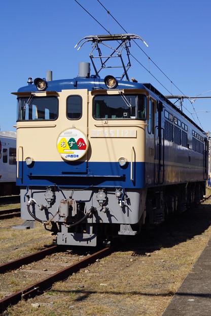 JR西日本 EF65