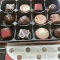 写真: ゴディバのチョコレート。