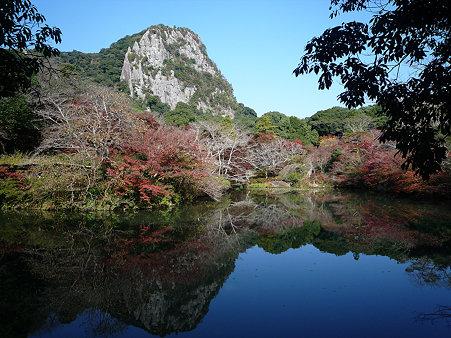 御船山楽園の紅葉(1)