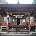 写真: 大津山阿蘇神社(5)