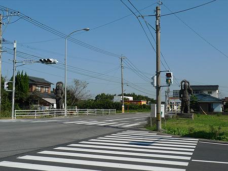 豊後高田市にて。国東半島ですから