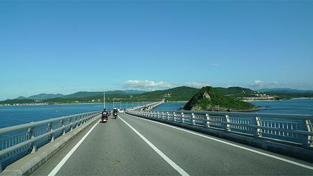 角島からの帰路(4)