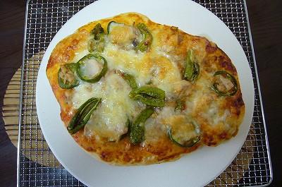 141007-4 初めてのピザ