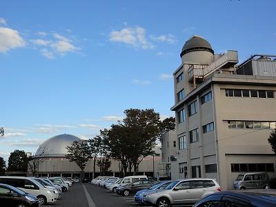 151028-1 高崎市少年科学館プラネタリウム