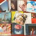 Photos: お気に入りの音楽CD (撮り直し再び)