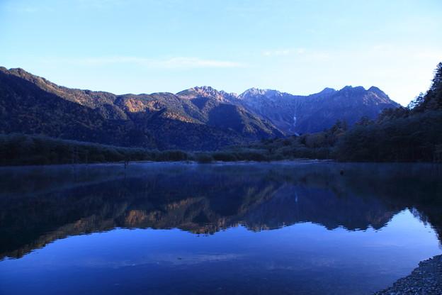 Photos: 早朝の大正池
