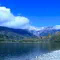 Photos: 大正池と穂高連峰