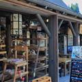 五箇山相倉 合掌集落の茶店