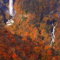 華厳の滝と白雲の滝  HDR(3)