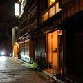 金沢主計町(かずえまち)茶屋街(1)
