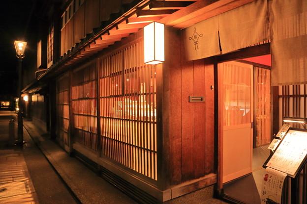 金沢ひがし茶屋街(2)
