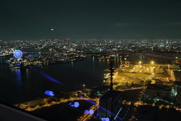 コスモタワーから 大阪の夜景