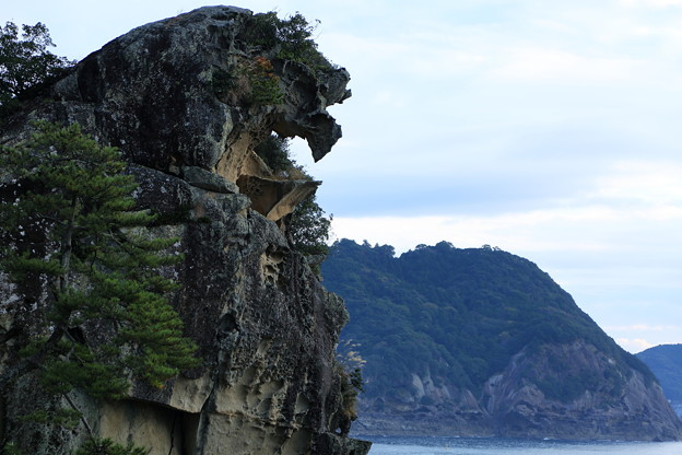 Photos: 獅子厳