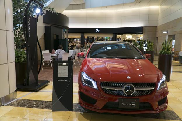Mercedes me Tokyo HANEDA(5)