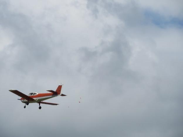 Photos: 風船割り飛行2回目