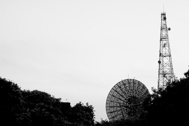 写真: 府中アンテナ
