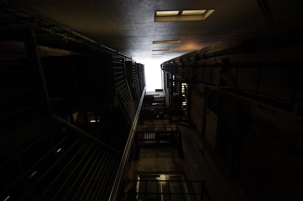 写真: 奥の狭間