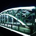 写真: 萬年橋