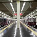 阪急梅田駅のホーム
