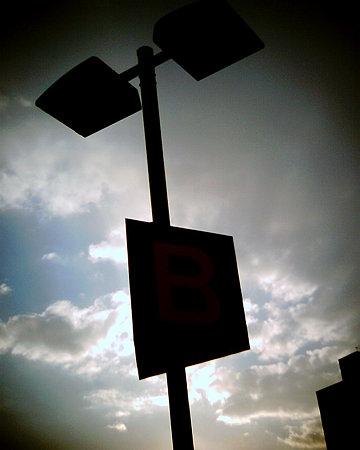 駐車場標識3