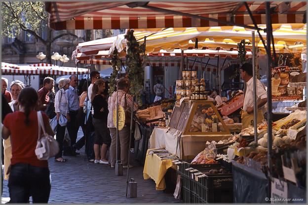ein Markt