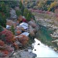 Photos: 山峡に