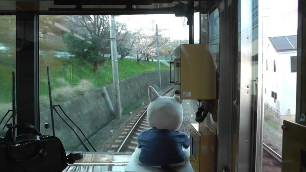神鉄ミュージアムトレインの運転席4