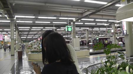 阪急梅田駅の写真67