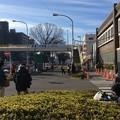 Photos: 撮って出し。。箱根駅伝復路はここから狙う。。鶴見中継所 1月3日