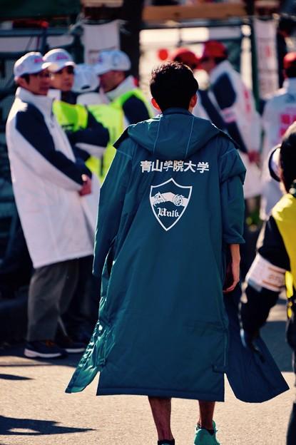 完全なる王者へのプロローグ。。横浜鶴見中継所 1月3日