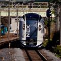 東戸塚駅より通過して成田エクスプレスE259系。。20151129