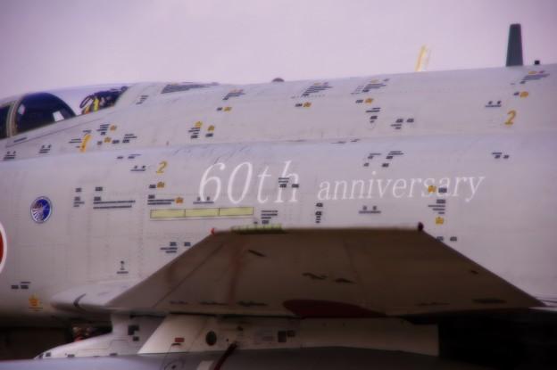 小牧基地オープンベース。。岐阜の航空自衛隊60周年白ファントム地上展示3・・ 20150315