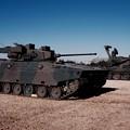 89式装甲戦闘車。。習志野駐屯地。。20160110