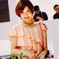 写真: 撮って出し カメラの祭典 CP+2016 素敵なお姉さん(^^)。。2月27日