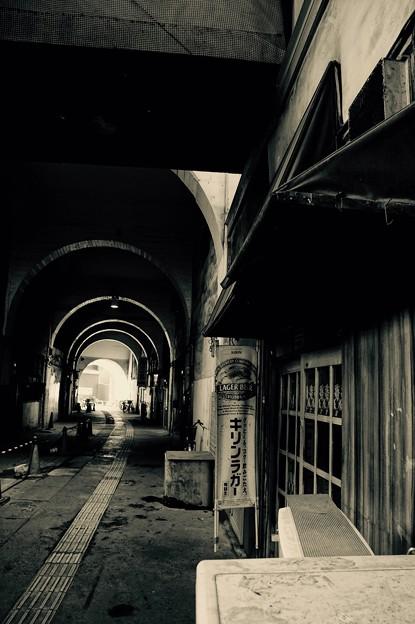 ちょっと帰りに一杯な。。鶴見線国道駅 20160206