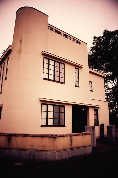 昔の写真館。。フォトスタジオ建屋。。江戸東京たてもの園20160313