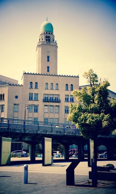 ノスタルジックな横浜税関建屋。。20160327