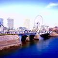 Photos: 昔の面影残す貨物路線。。横浜みなとみらい 20160327