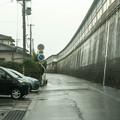 新潟駅付近R8バイパス側道の30高中・1