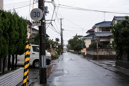 新潟駅付近R8バイパス側道の30高中・2