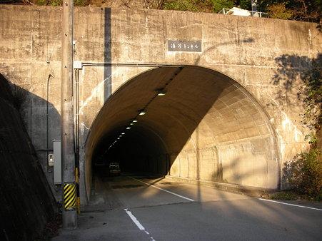 R422湯谷トンネル