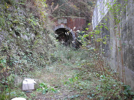 R42旧道・.尾鷲隧道1